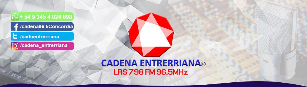 Cadena Entrerriana 96.5MHz LRS 798